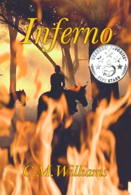 Inferno Kindle award cover