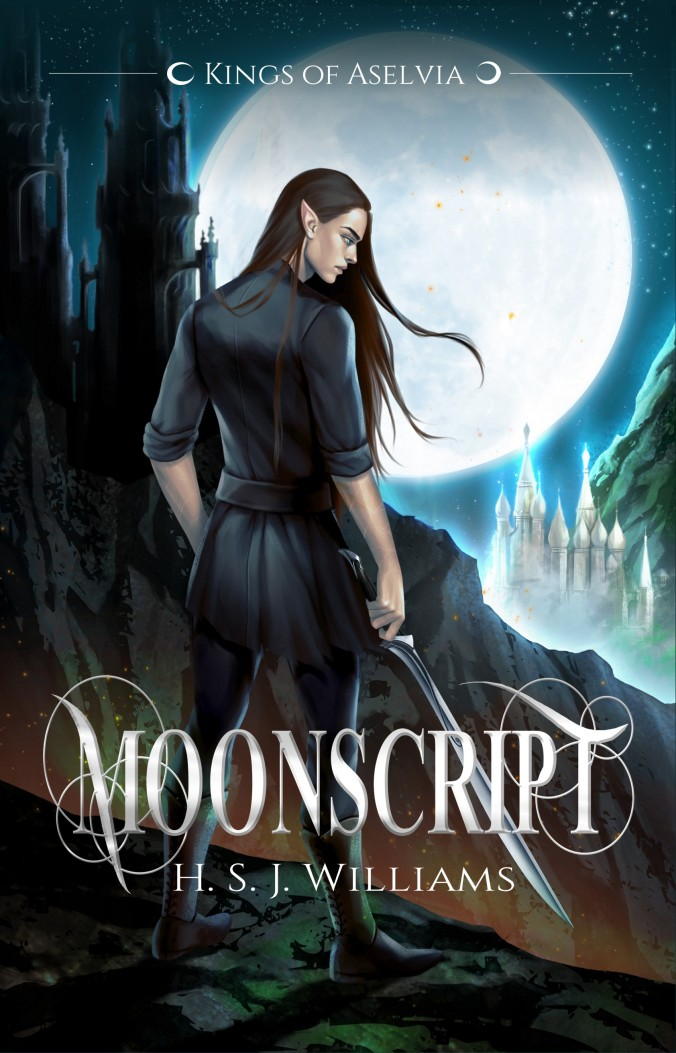 Moonscript Front Cover